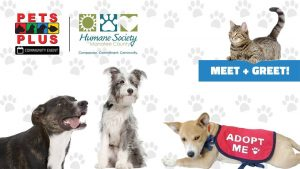 humane society meet and greet adoptable pets